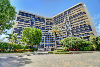 Highland Beach Condo For Sale: 4740 S Ocean Boulevard #1112