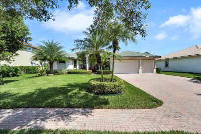Palm City Single Family Home For Sale: 4738 SW Long Bay Drive