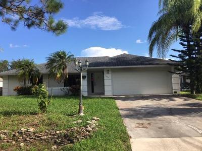 Port Saint Lucie, Saint Lucie West Single Family Home For Sale: 1238 SW Bargello Avenue