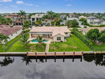 Palm Beach County Single Family Home For Sale: 4315 Tranquility Drive