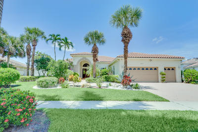Lake Worth, Lakeworth Single Family Home For Sale: 4870 Exeter Estate Lane