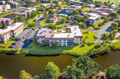 Palm Beach Gardens Condo For Sale: 5520 Tamberlane Circle #312