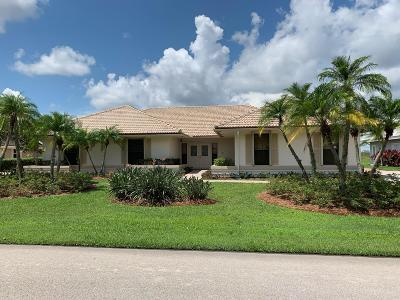 Palm Beach Gardens Single Family Home For Sale: 32 Dunbar Road