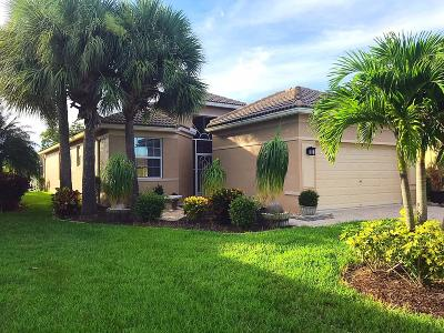 Port Saint Lucie, Saint Lucie West Single Family Home For Sale: 634 NW Stanford Lane