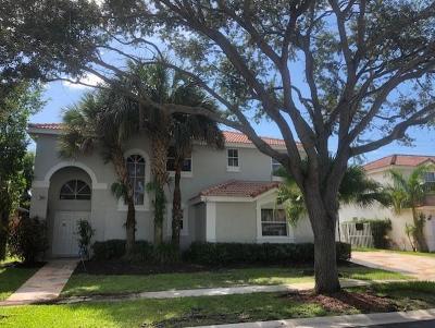 Boca Raton Single Family Home For Sale: 10981 Ravel Court