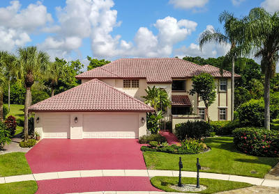 Boca Raton Single Family Home For Sale: 23102 L Ermitage Circle