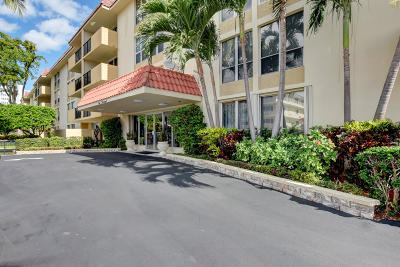 Boca Raton Condo For Sale: 1000 Spanish River Road #3t