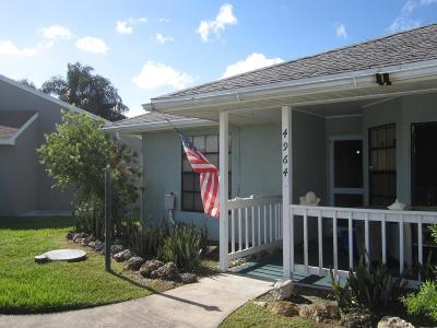 Okeechobee Single Family Home For Sale: 4964 SE 44th Street