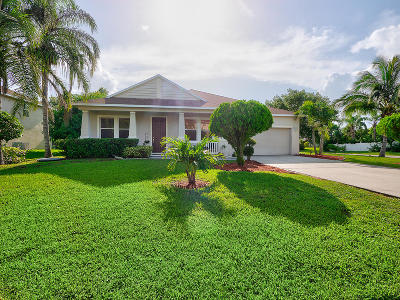 Port Saint Lucie, Saint Lucie West Single Family Home For Sale: 3591 SW Dellamano Street