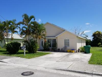 Single Family Home For Sale: 1249 W 34th Street