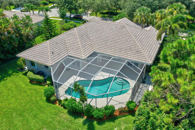 Hobe Sound Single Family Home For Sale: 7702 SE Mammoth Drive