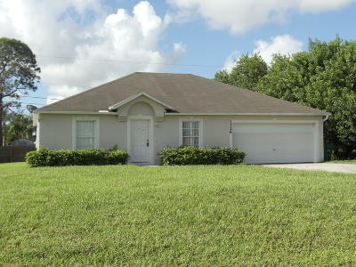 Single Family Home For Sale: 1126 SW Gaffney Avenue