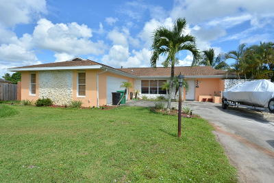 Single Family Home For Sale: 637 SW Sail Terrace