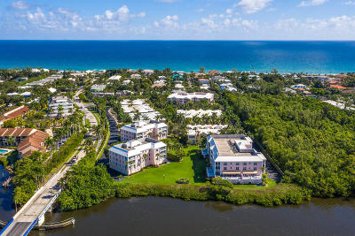 Delray Beach Townhouse For Sale: 790 Andrews Avenue #F105