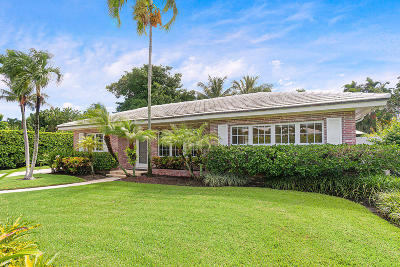 Palm Beach County Single Family Home For Sale: 1465 Laurie Lane