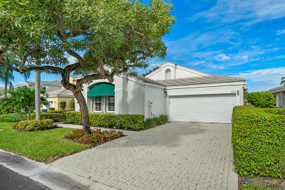 Boca Pointe Single Family Home For Sale: 23291 Feather Palm Court