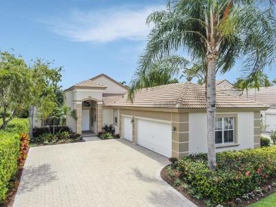 West Palm Beach Single Family Home Contingent: 8180 Cypress Point Road