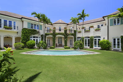 Palm Beach Single Family Home For Sale: 251 Jungle Road