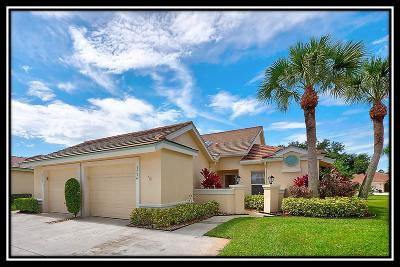 Palm City Single Family Home Contingent: 3734 SW Whispering Sound Drive