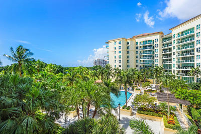 Townsend Place Condo For Sale: 500 SE Mizner Boulevard #A401