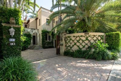 Palm Beach Townhouse For Sale: 161 Main Street
