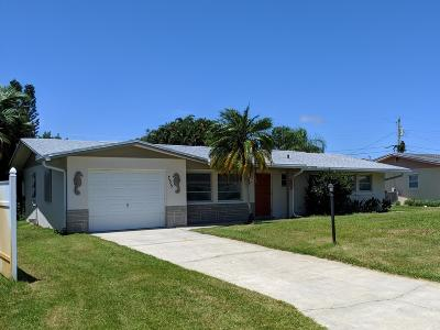 Port Saint Lucie Single Family Home For Sale: 753 Altura Street