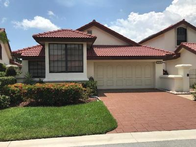 Boca Raton FL Single Family Home For Sale: $489,000