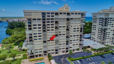 Boca Raton Condo For Sale: 2121 Ocean Boulevard #607 W