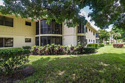 Jupiter Condo For Sale: 16942 Waterbend Drive #158