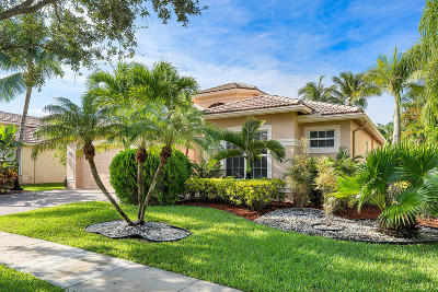 Boca Raton Single Family Home For Sale: 19227 Skyridge Circle