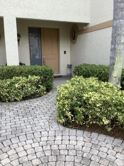 Boca Raton Condo For Sale: 6317 Graycliff Drive #B