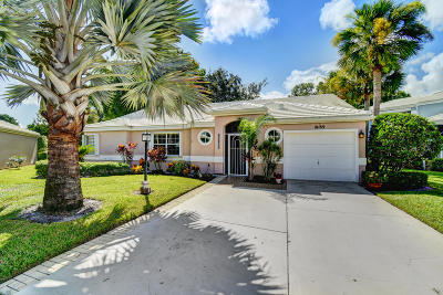 Tequesta Single Family Home For Sale: 18189 SE Fairview Circle