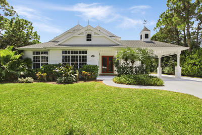 Palm Beach County Single Family Home For Sale: 19775 Earlwood Drive