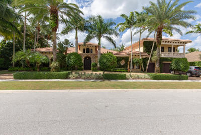 Wellington Single Family Home For Sale: 12917 Mizner Way
