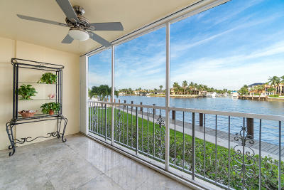 Highland Beach Condo For Sale: 3114 S Ocean Boulevard #101