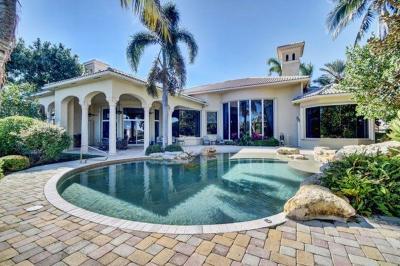 Delray Beach Single Family Home For Sale: 7331 Sedona Way