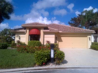 Boca Raton Single Family Home For Sale: 10176 Spyglass Way