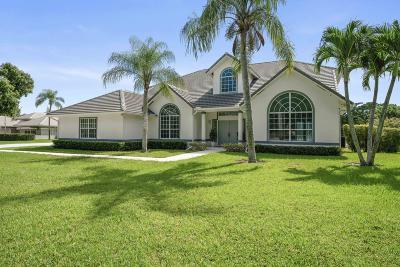 Palm Beach Gardens FL Single Family Home For Sale: $898,000