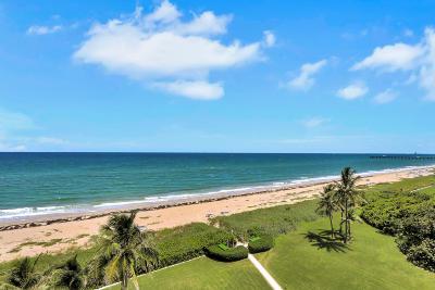 Palm Beach Condo Contingent: 2774 S Ocean Boulevard #704