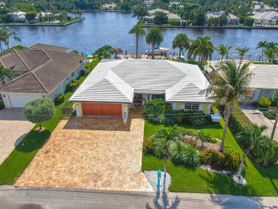 Palm Beach County Single Family Home For Sale: 3215 Karen Drive
