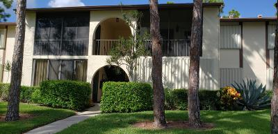 Greenacres Condo For Sale: 339 Knotty Pine Circle #D-2