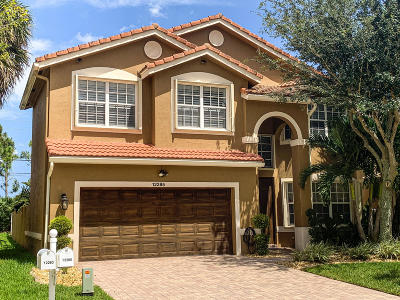 Boynton Beach Single Family Home For Sale: 12285 S Colony Preserve Drive