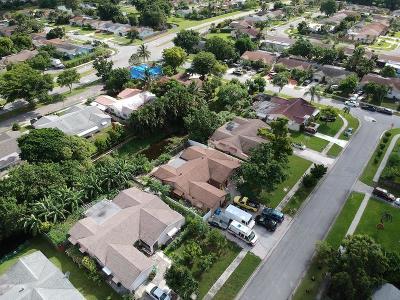 Boca Raton Single Family Home For Sale: 8867 SW 9th Street