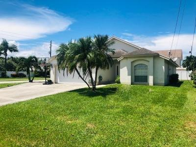 Jupiter Single Family Home For Sale: 6371 Dania Street
