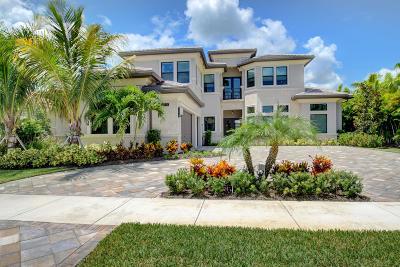 Delray Beach FL Single Family Home For Sale: $1,499,900