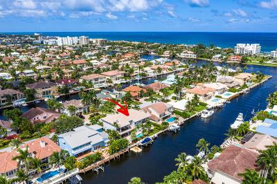 Delray Beach Single Family Home For Sale: 928 Iris Drive