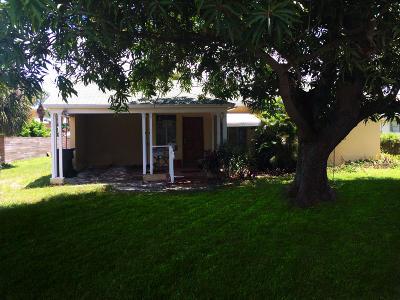 Delray Beach Single Family Home For Sale: 621 S Swinton Avenue