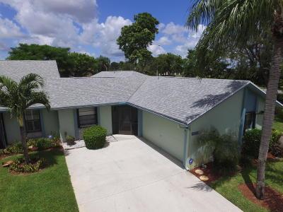 Boca Raton Single Family Home For Sale: 23329 SW 61st Avenue #D