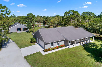 Loxahatchee Single Family Home For Sale: 2137 Fawn Drive