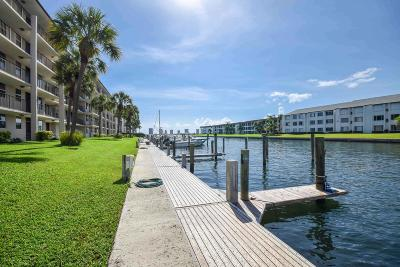 North Palm Beach Condo For Sale: 108 Paradise Harbour Boulevard #203